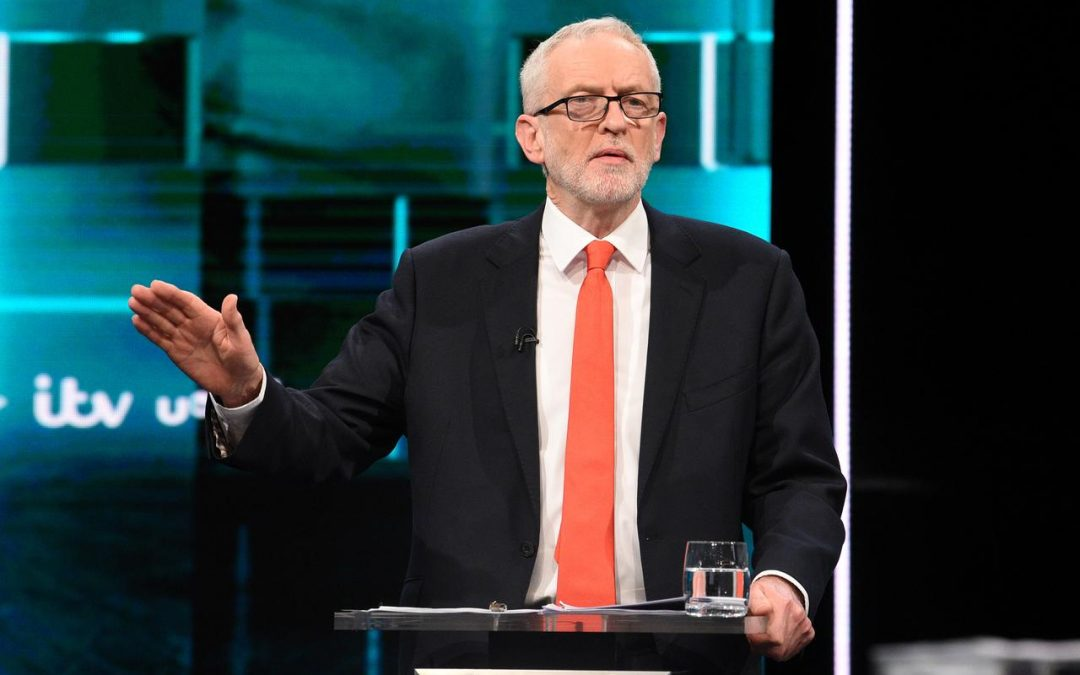 (Audio) Jeremy Corbyn is self-evidently incapable of leadership – Leader